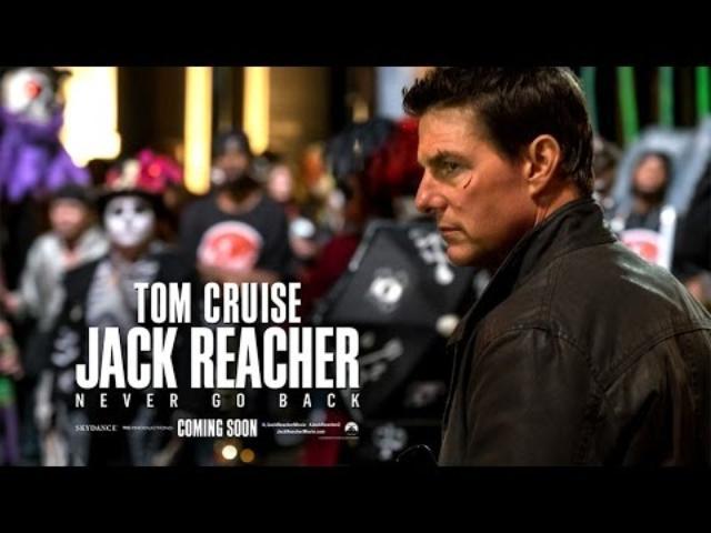 画像: Jack Reacher: Never Go Back | Trailer #1 | Paramount Pictures Japan www.youtube.com