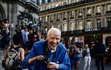 """画像: NYファッション界の""""生き証人""""ビル・カニンガム氏死去 87歳"""