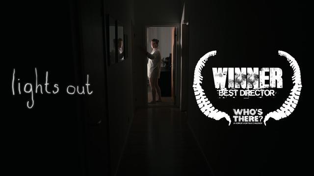 画像: Lights Out - Who's There Film Challenge (2013) youtu.be