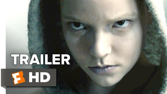 画像: Morgan Official Trailer #1 (2016) - Kate Mara, Rose Leslie Thriller HD youtu.be