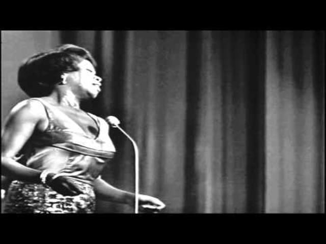"画像: Sarah Vaughan ""Misty"" Live 1964 www.youtube.com"