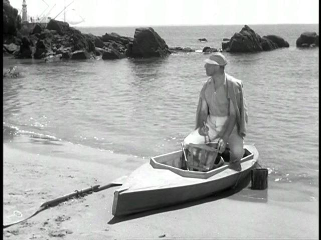 "画像: ""M. HULOT'S HOLIDAY"" www.youtube.com"