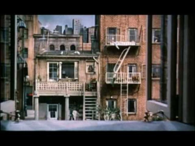 画像: Rear Window - Trailer - (1954) - HQ youtu.be