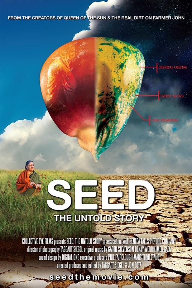 画像: 『Seed: The Untold Story』 監督:Jon Betz、Taggart Siegel
