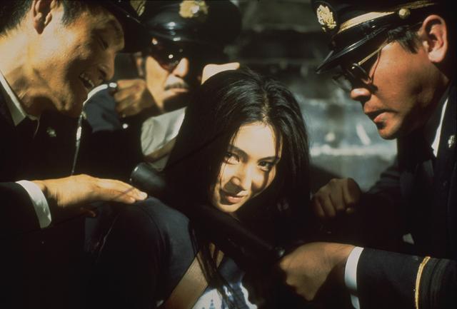 画像: http://theplaylist.net/exclusive-trailer-arrow-videos-newly-restored-female-prisoner-scorpion-series-starring-meiko-kaji-20160630/