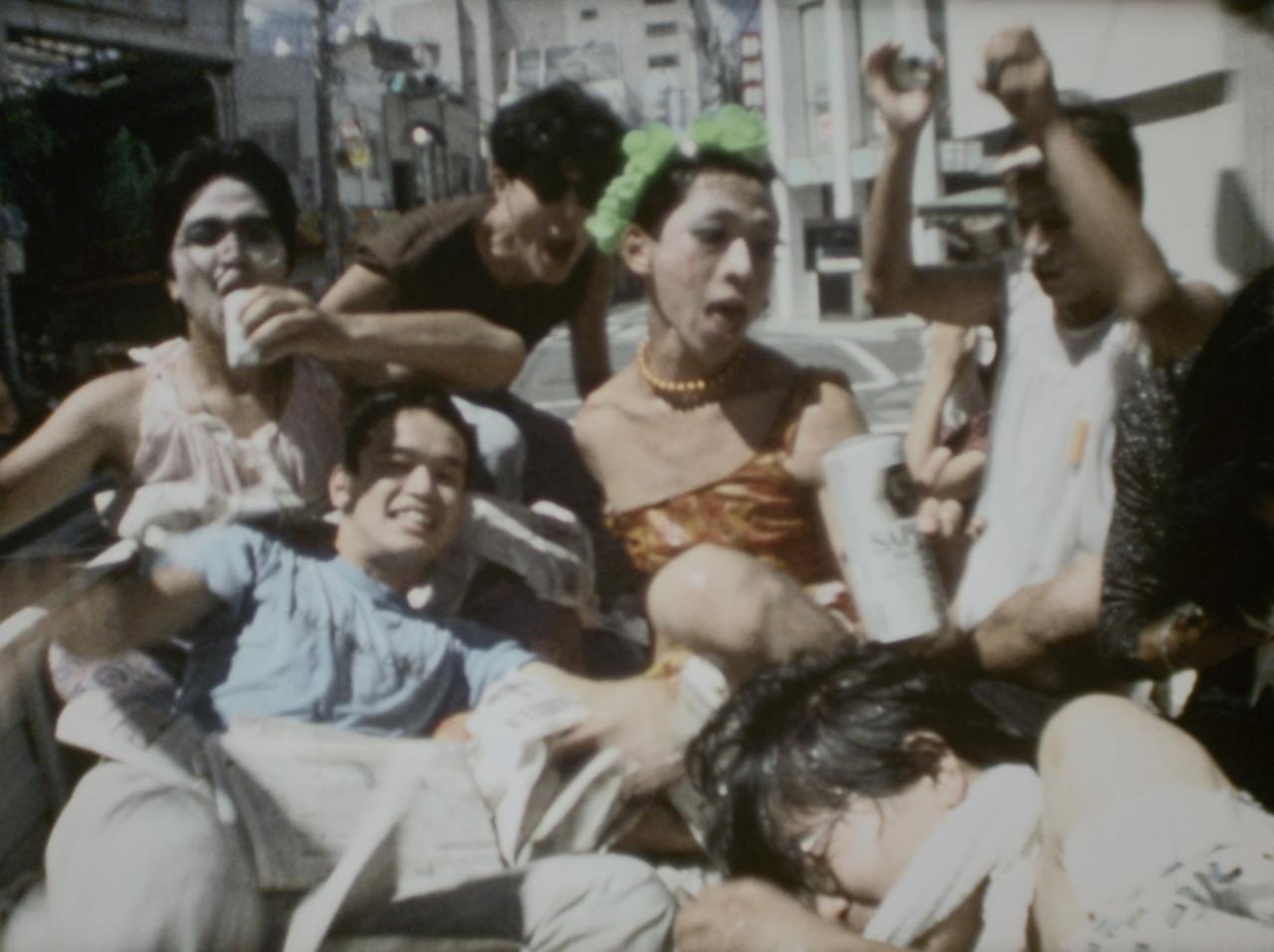 画像: 『愛の街角2丁目3番地』 1986年/カラー/93分 監督:平野勝之 『青春100キロ』 『監督失格』