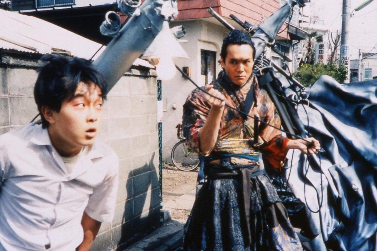 画像: 『電柱小僧の冒険』 1988年/カラー/45分 監督:塚本晋也 『野火』『鉄男』