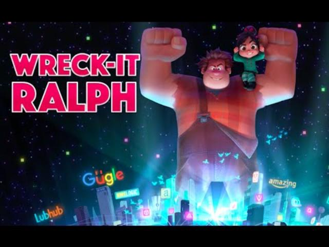 画像: Wreck It Ralph 2 Announced By Walt Disney Animation Studios and John C. Reilly | Breaking News youtu.be