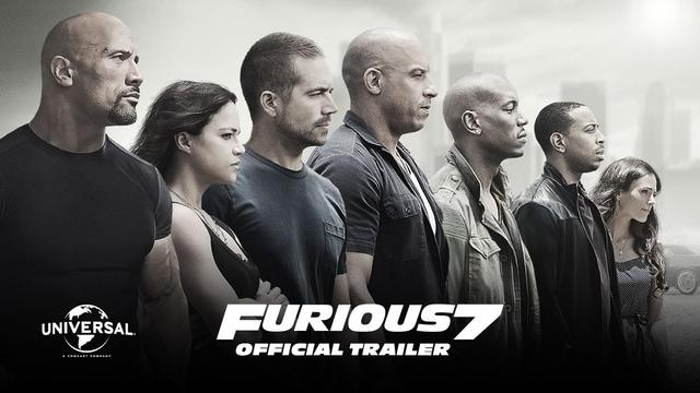 画像: 映画『ワイルド・スピード7』 Furious 7 - Official Theatrical Trailer (HD) youtu.be