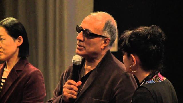画像: 11/23「トスカーナの贋作」QA Abbas Kiarostami youtu.be