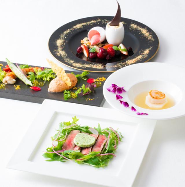 画像: 《ダリ展開催記念ランチ》ウェスティン都ホテル京都 3F レストラン「グランドビュー」