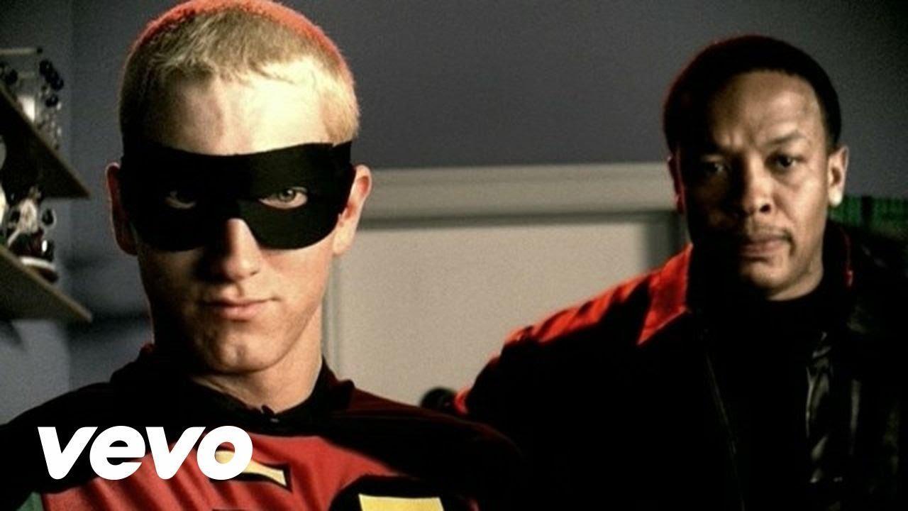 画像: Eminem - Without Me youtu.be
