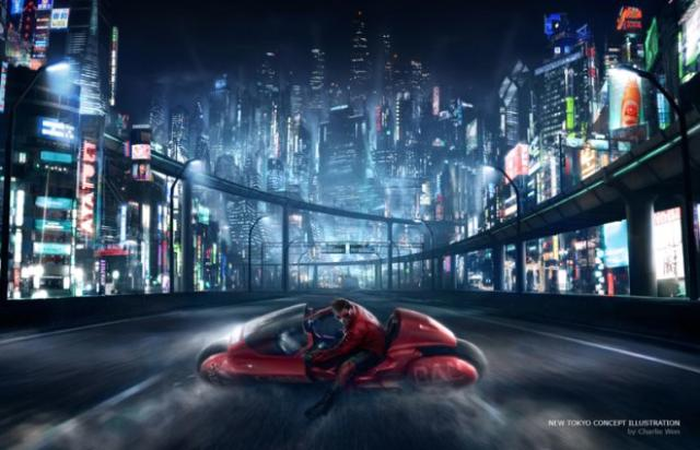 画像: Wanna See Joseph Gordon-Levitt and Chris Evans In 'Akira' Concept Art?! - Bloody Disgusting!
