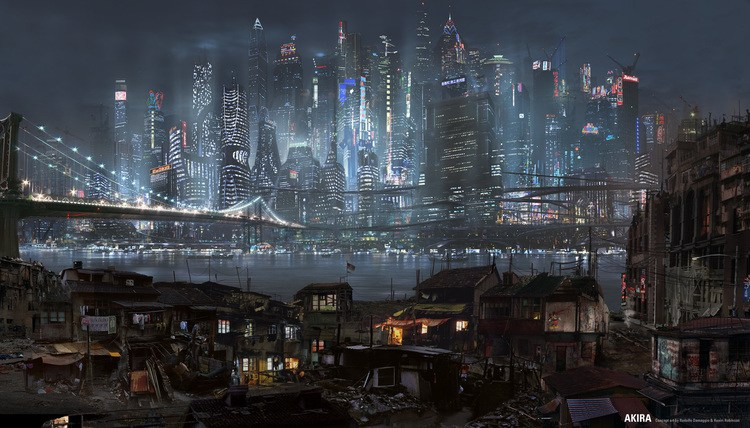 画像2: http://bloody-disgusting.com/movie/3396887/chris-evans-joseph-gordon-levitt-tetsuo-akira-concept-art/