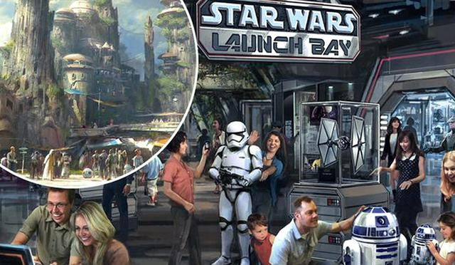 画像: Star Wars Land Will Have Droids Throughout the Park - SocialUnderground