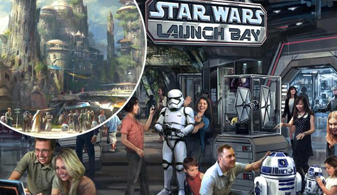 画像: Star Wars Land Will Have Droids Throughout the Park - SocialUnderground