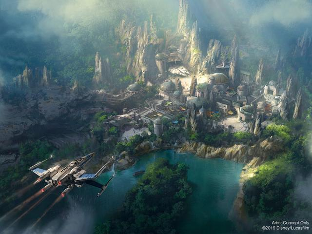 画像1: http://www.comingsoon.net/extras/news/701513-star-wars-land-sneak-peek #/slide/1
