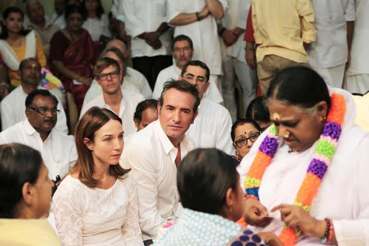 画像: 巨匠クロード・ルルーシュも心酔! 聖なる母アンマがインドから来日!! ルルーシュ監督の最新作は、全編インドロケを敢行!!