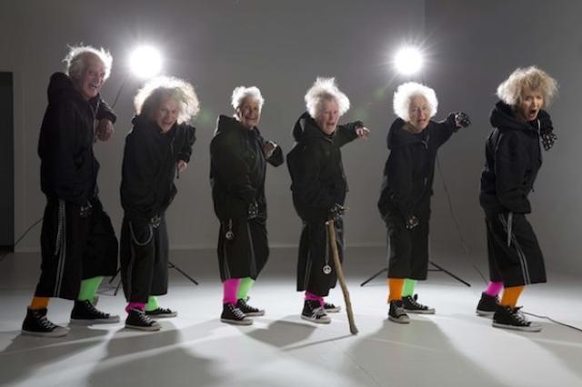 画像: ■ 平均年齢83歳! 挑戦するのは...ヒップホップダンス!