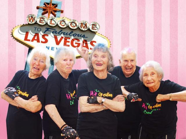 画像: 平均年齢83歳!世界最高齢のダンス グループを日本に呼びたい!さて、何人を日本に呼べるかはあなた次第!『はじまりはヒップホップ』