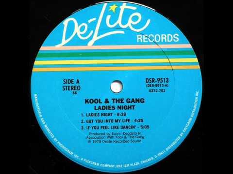 画像: Kool & The Gang - Ladies Night youtu.be