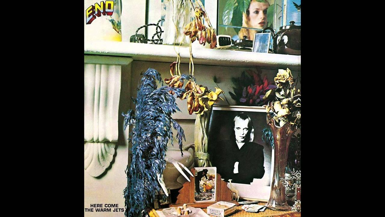 画像: Brian Eno - Driving Me Backwards youtu.be
