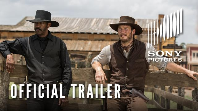 画像: THE MAGNIFICENT SEVEN - Official Trailer (HD) youtu.be