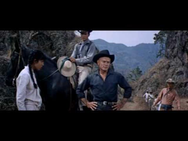 画像: The Magnificent Seven - Trailer youtu.be