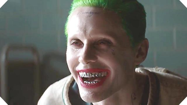 画像: SUICIDE SQUAD - 'Joker' TRAILER (Jared Leto - New Footage) youtu.be