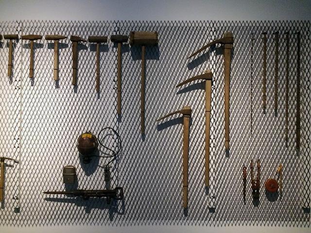画像: 「土木の道具」 ワークヴィジョンズ(西村 浩、林 隆育)(クリエイティブ集団)