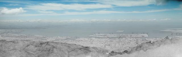 画像2: 「都市の風景」