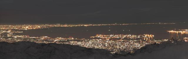 画像: 「六甲山からの眺望」 ヤマガミユキヒロ(アーティスト)