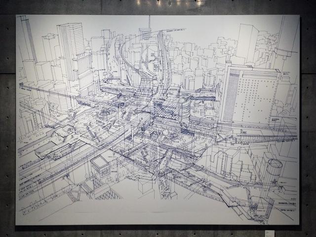 画像: 「渋谷駅解体」 田中智之(建築家)