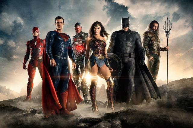 画像: Wonder Woman and Justice League Debut San Diego Comic-Con Trailers