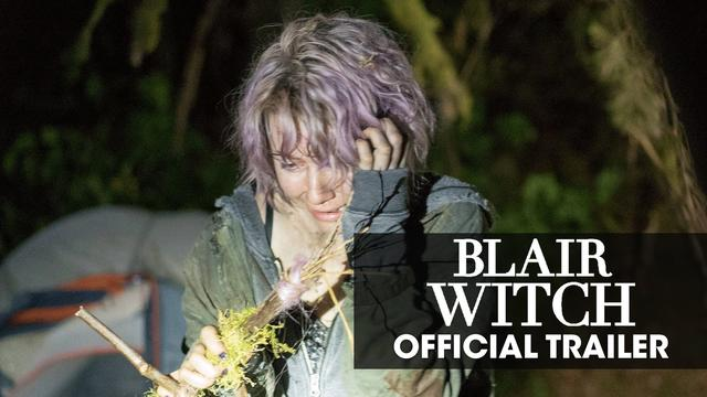 画像: Blair Witch (2016 Movie) - Official Trailer youtu.be