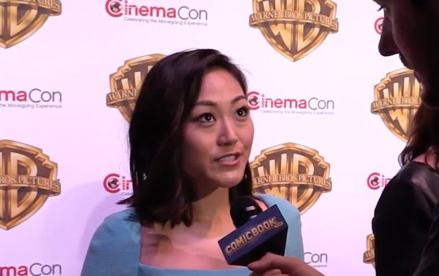 画像: Karen Fukuhara Talks Suicide Squad And Katana's Sword youtu.be