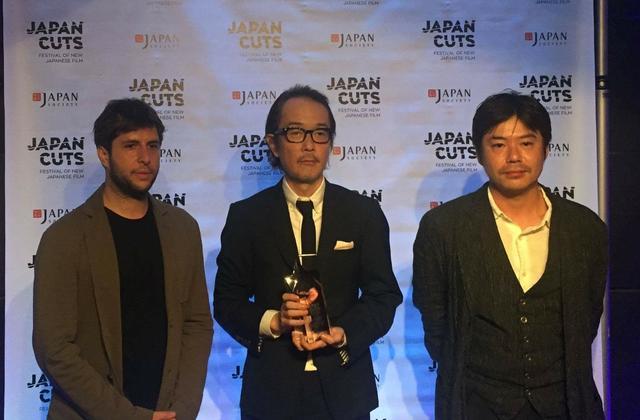 """画像2: リリーフランキー主演『シェル・コレクター』NYでの""""JAPAN CUTS """"の受賞レポート"""