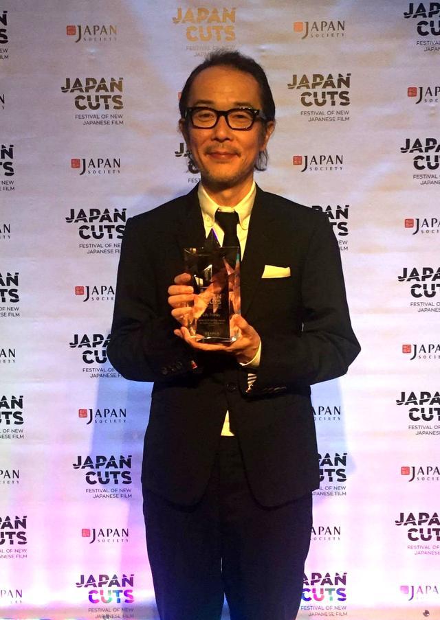 """画像1: リリーフランキー主演『シェル・コレクター』NYでの""""JAPAN CUTS """"の受賞レポート"""