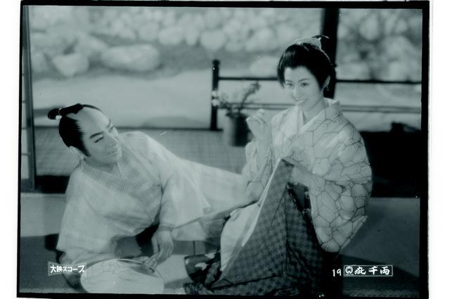 画像: 『疵千両』©1960 KADOKAWA