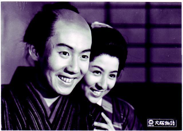 画像: 『大阪物語』©1957 KADOKAWA.