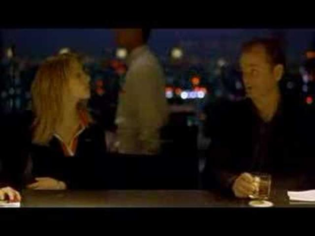 画像: Lost In Translation trailer youtu.be