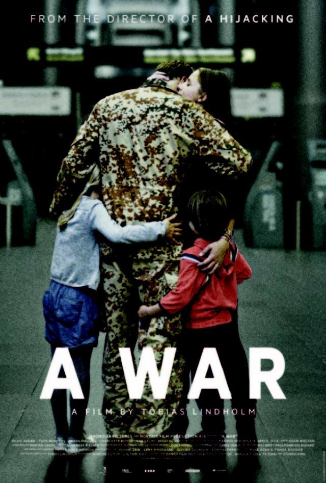 画像: 「あまりにリアルな戦場の日常。絶対的な正義なんて存在しない」と語った映画『ある戦争』を見たあとのピーター・バラカン