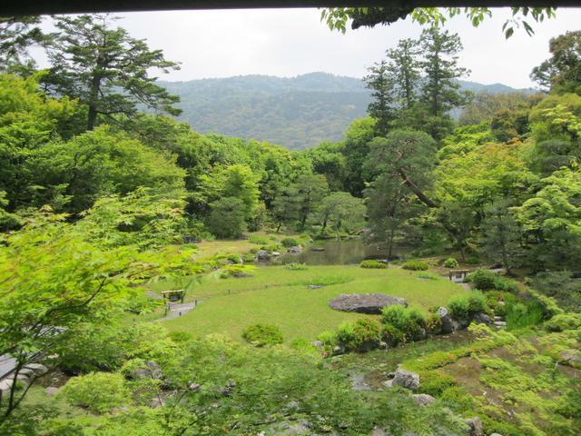画像2: 庭園