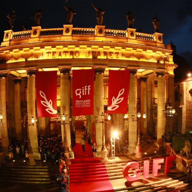 画像: Festival Internacional de Cine Guanajuato International Film Festival