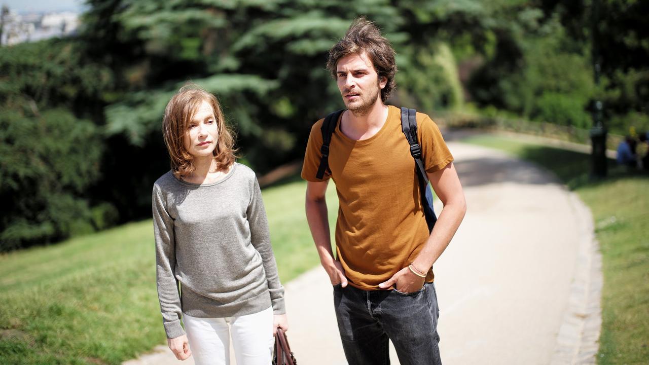 画像: Things to Come trailer - in cinemas & Curzon Home Cinema from 2 September youtu.be