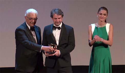 画像: La Biennale di Venezia - Jean-Paul Belmondo and Jerzy Skolimowski Golden Lions for Lifetime Achievement