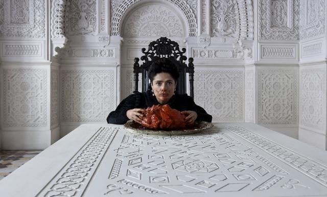画像: サルマ・ハエック(不妊の女王)が心臓を喰らう! 2015 ARCHIMEDE S.R.L.-LE PACTE SAS