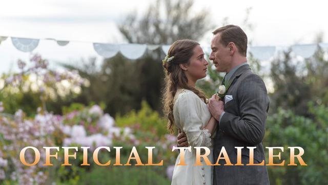画像: The Light Between Oceans Official Trailer youtu.be