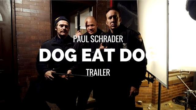 画像: DOG EAT DOG - Nicolas Cage, Willem Dafoe Official Trailer youtu.be