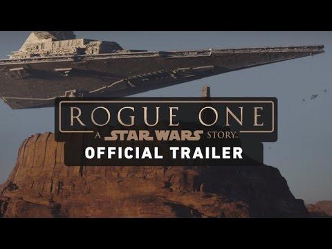 画像: Rogue One: A Star Wars Story Trailer (Official) youtu.be